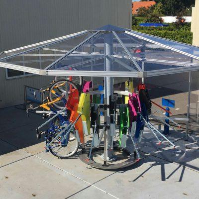 carrousel vélos