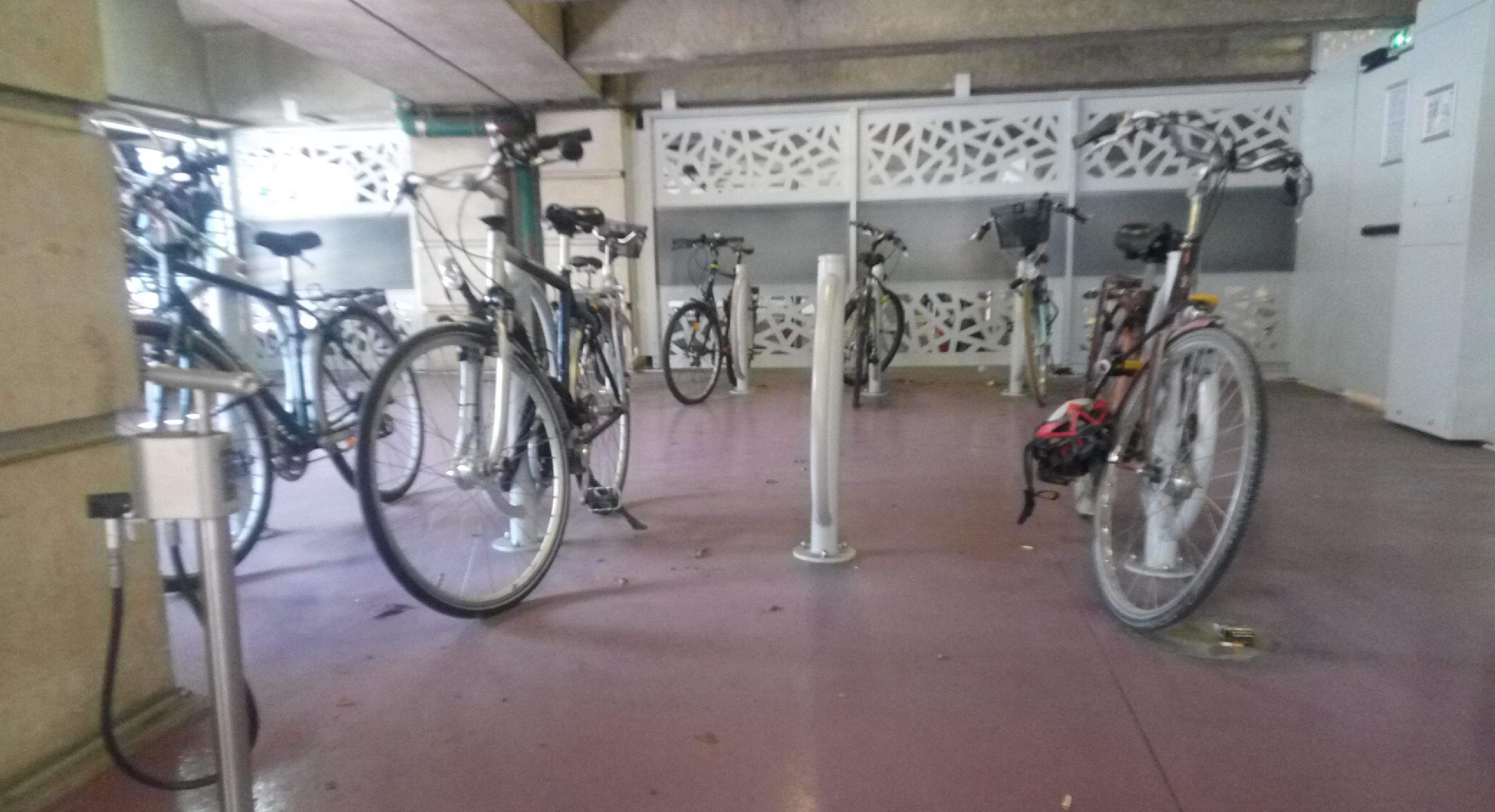 arceaux vélos