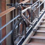 vélo escalier