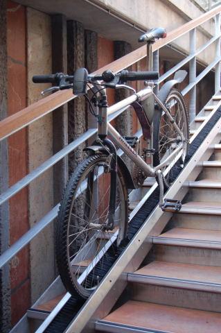 escalator vélo