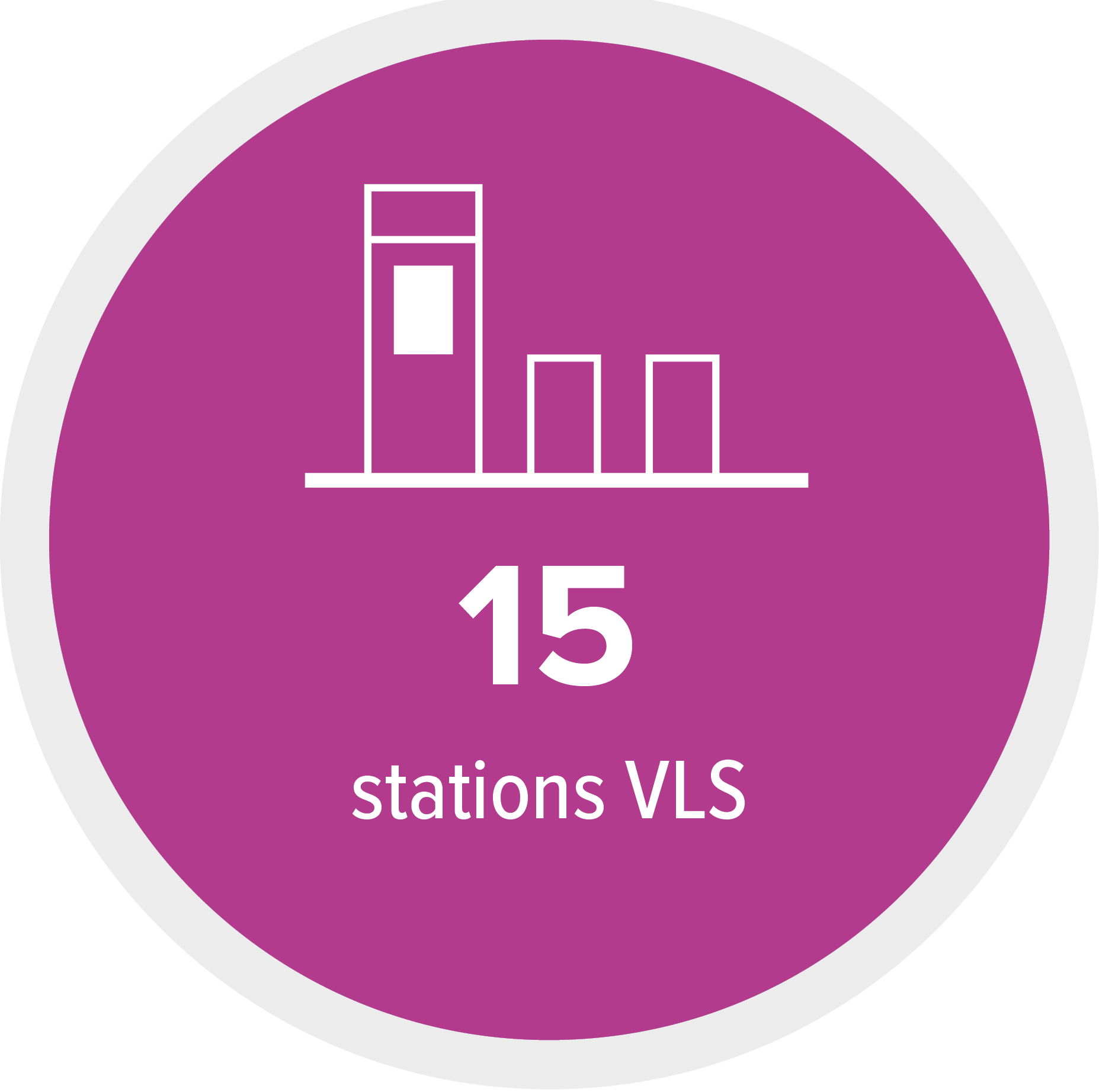 15 stations
