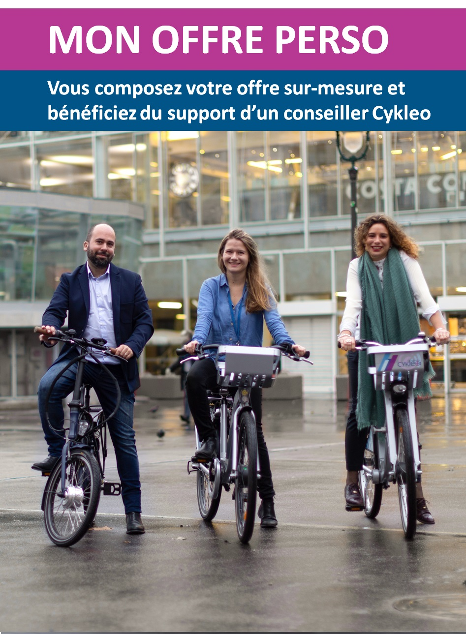 vélos entreprise