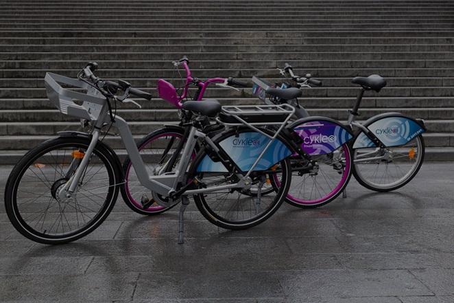 Découvrez notre flotte de vélos pour les entreprises Cykleo'Fleet