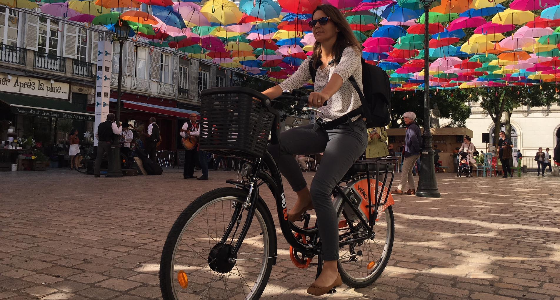 Vélo entreprise