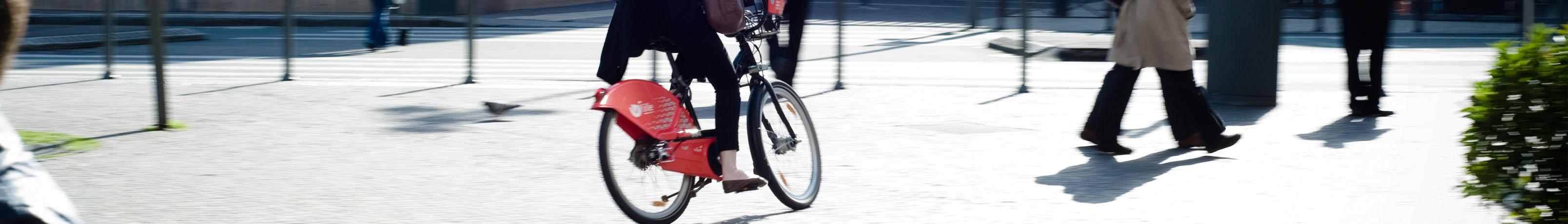vélos partagés