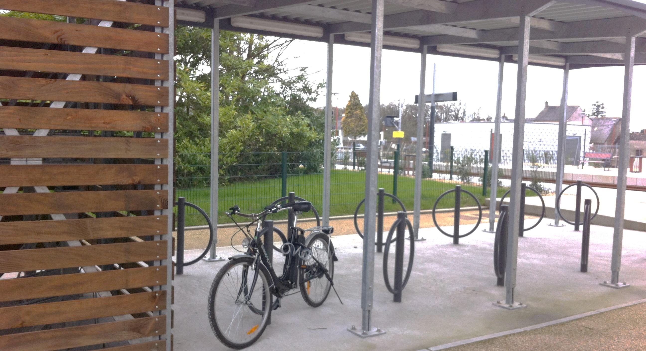 accroche vélos