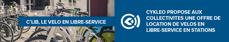 C'Lib, le vélo libre-service