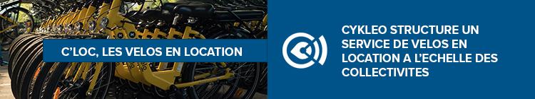 C'Loc, les vélos en location