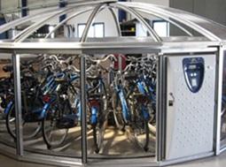 Manège à vélo